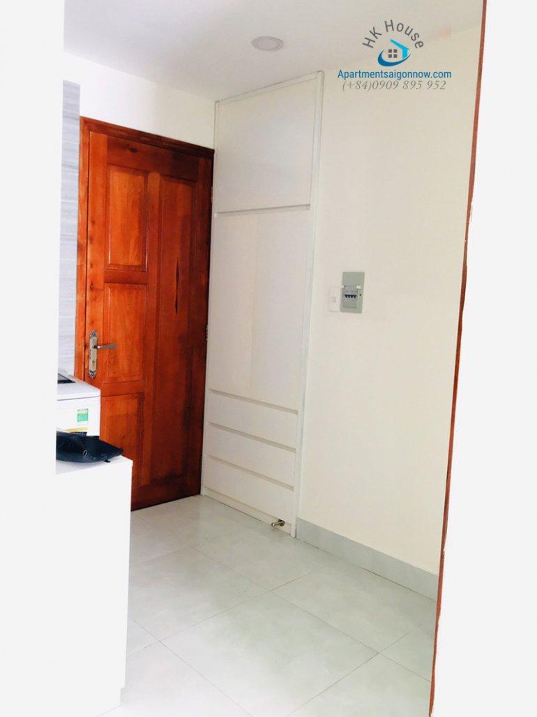Căn hộ dịch vụ đường Cửu Long quận Tân Bình dạng 1 phòng ngủ 1 ID 558 số 1
