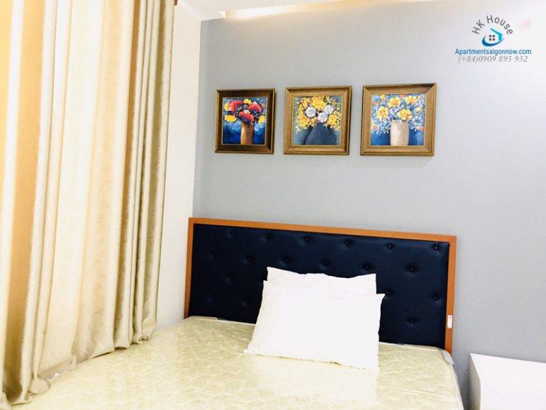 Căn hộ dịch vụ đường Cửu Long quận Tân Bình dạng 1 phòng ngủ 2 ID 558 số 9