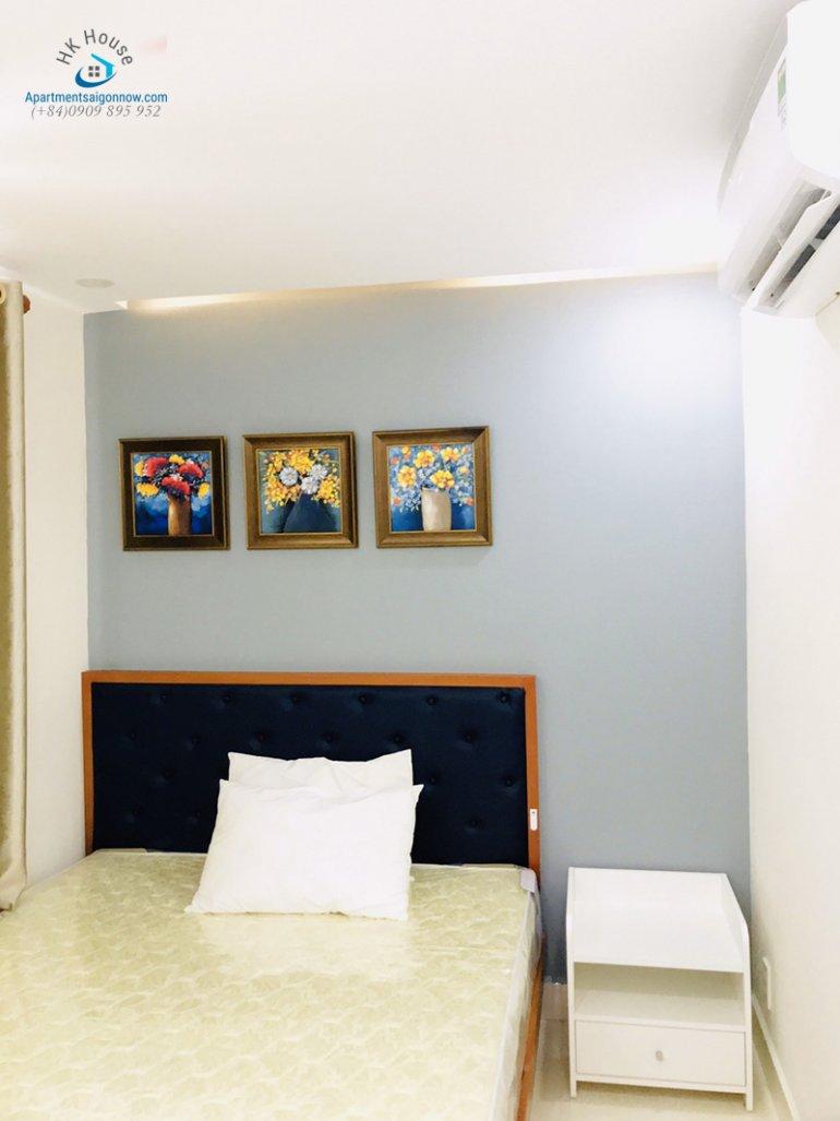 Căn hộ dịch vụ đường Cửu Long quận Tân Bình dạng 1 phòng ngủ 2 ID 558 số 3
