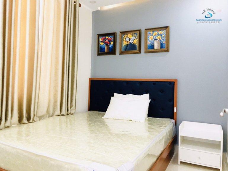 Căn hộ dịch vụ đường Cửu Long quận Tân Bình dạng 1 phòng ngủ 2 ID 558 số 10