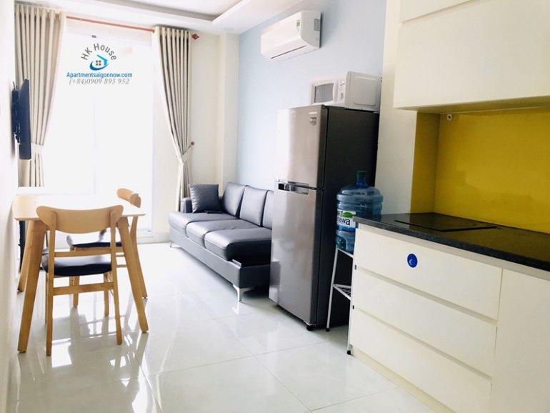 Căn hộ dịch vụ đường Cửu Long quận Tân Bình dạng 1 phòng ngủ 1 ID 558 số 6