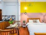Serviced apartment on De Tham street room 6 ID 559 part 5