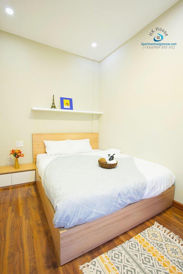 Căn hộ dịch vụ đường Đặng Dung dạng 1 phòng ngủ ID 201 phòng 304 số 11