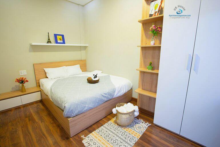 Căn hộ dịch vụ đường Đặng Dung dạng 1 phòng ngủ ID 201 phòng 304 số 12