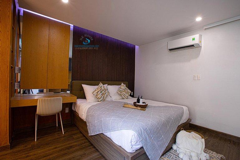 Căn hộ dịch vụ đường Nguyễn Thị Minh Khai dạng 1 phòng ngủ ID 370 số 12