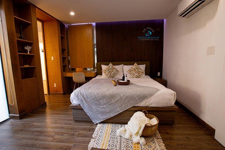 Căn hộ dịch vụ đường Nguyễn Thị Minh Khai dạng 1 phòng ngủ ID 370 số 15