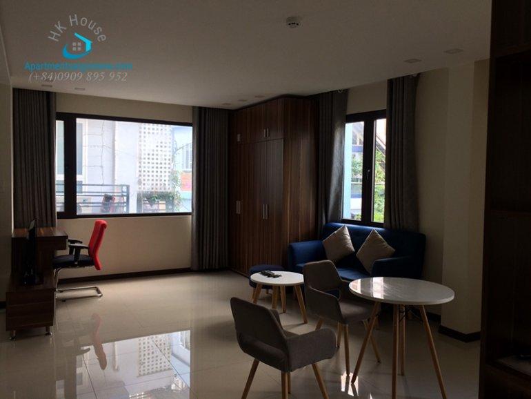 Serviced apartment on Dien Bien Phu street in Binh Thanh dist room L02 ID 274 part 1