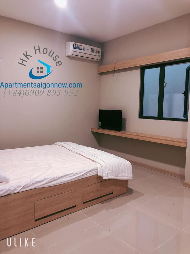 Căn hộ dịch vụ cho thuê trên đường Phú Mỹ quận Bình Thạnh ID 460 số 2