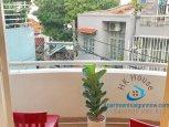Căn hộ dịch vụ cho thuê trên đường Lê Văn Sỹ quận Phú Nhuận ID 588 số 5
