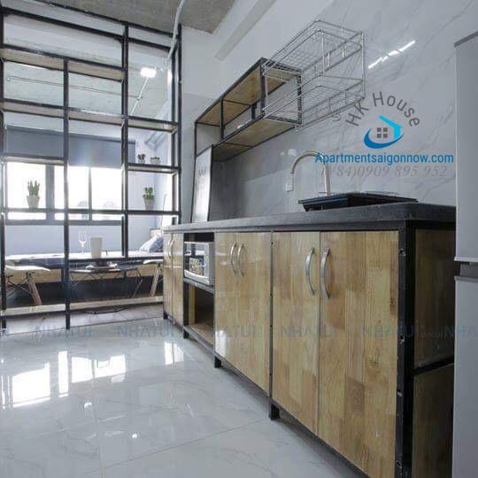 Căn hộ dịch vụ đường Nguyễn Văn Khối quận Gò Vấp với dạng studio ID 575 số 3