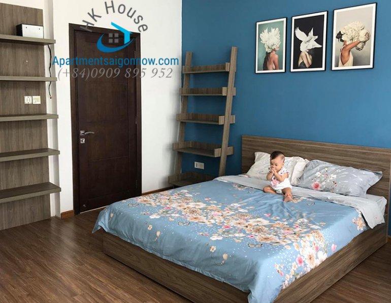 Căn hộ dịch vụ trên đường Trần Bình Trọng quận Gò Vấp với dạng studio và ban công ID 570 so 4