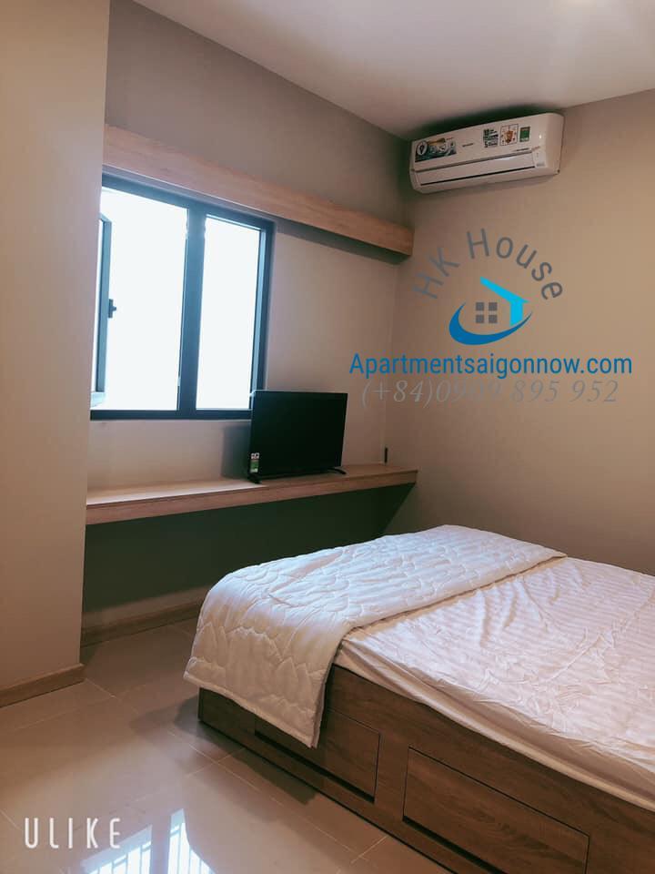 Căn hộ dịch vụ cho thuê trên đường Phú Mỹ quận Bình Thạnh ID 460 số 1