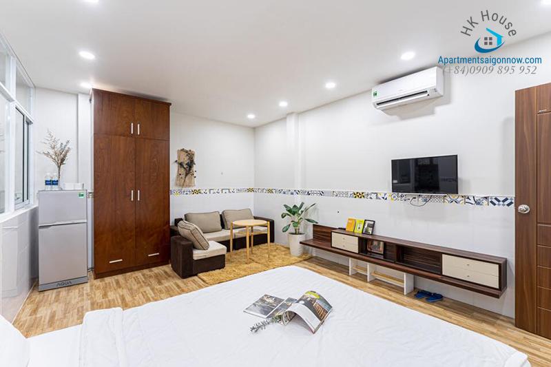 Căn hộ dịch vụ đường Phan Đình Phùng, quận Phú Nhuận với dạng 1 phòng ngủ ID 576 số 1