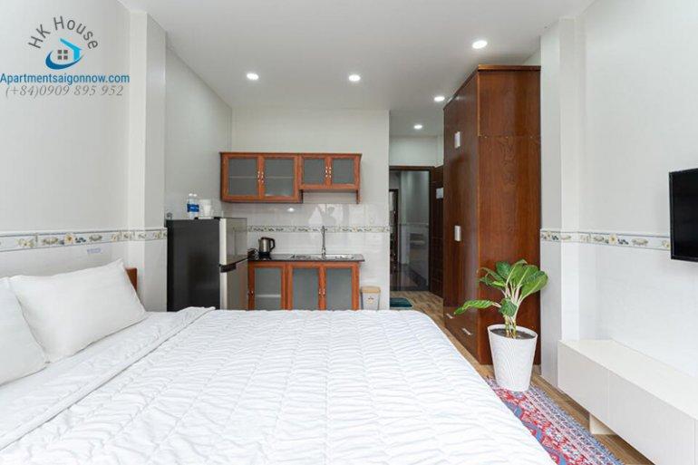 Căn hộ dịch vụ đường Phan Đình Phùng, quận Phú Nhuận với dạng studio ID 576 số 1