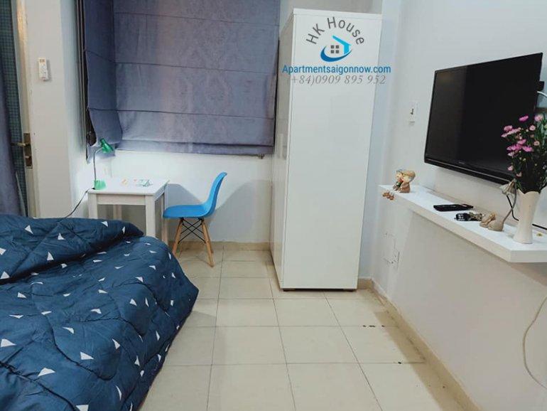Căn hộ dịch vụ đường Thích Quảng Đức quận Phú Nhuận với studio lớn ID 587 số 2