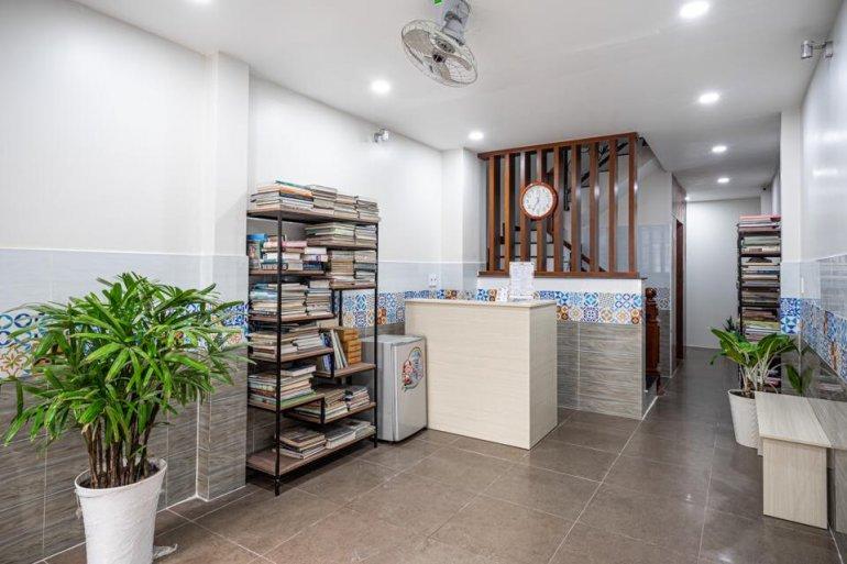 Căn hộ dịch vụ đường Phan Đình Phùng, quận Phú Nhuận với dạng 1 phòng ngủ ID 576 số 4