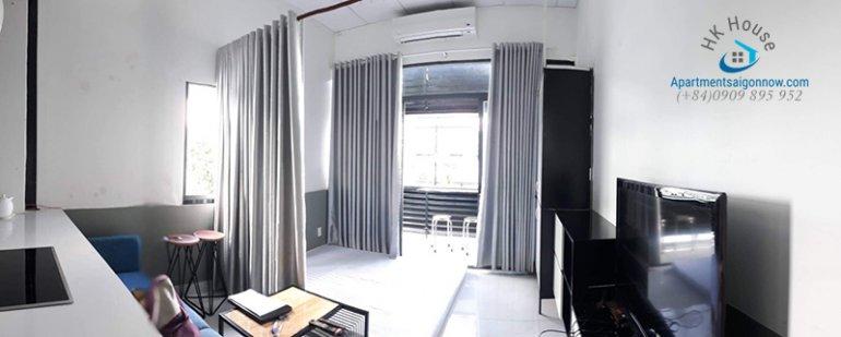 Căn hộ dịch vụ đường Phạm Văn Đồng quận Gò Vấp với dạng 2 phòng ngủ ID 422 số 3