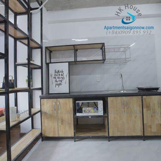 Căn hộ dịch vụ đường Nguyễn Văn Khối quận Gò Vấp với dạng studio ID 575 số 4