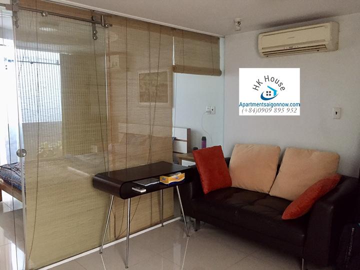 Serviced apartment on Nguyen Binh Khiem street in District 1 ID D1/61.G part 1