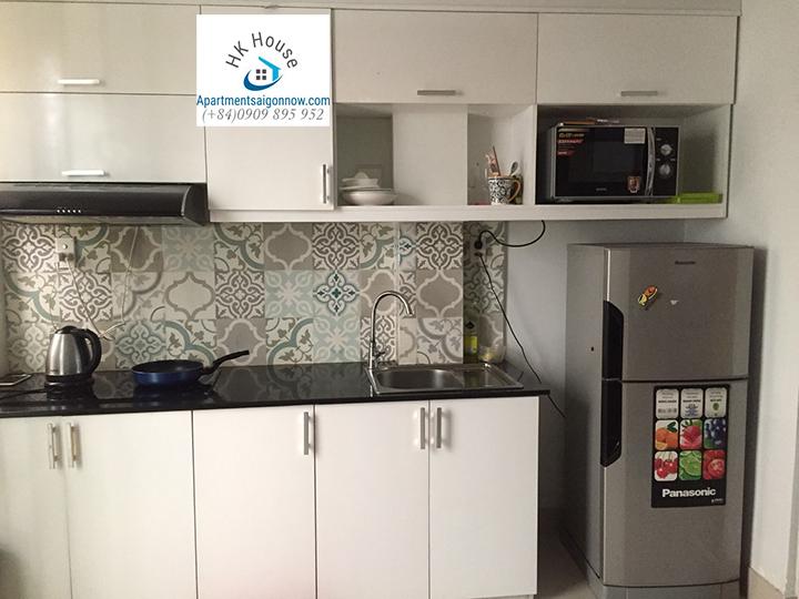 Serviced apartment on Nguyen Binh Khiem street in District 1 ID D1/61.G part 3