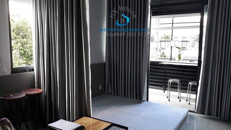 Căn hộ dịch vụ đường Phạm Văn Đồng quận Gò Vấp với dạng 2 phòng ngủ ID 422 số 8
