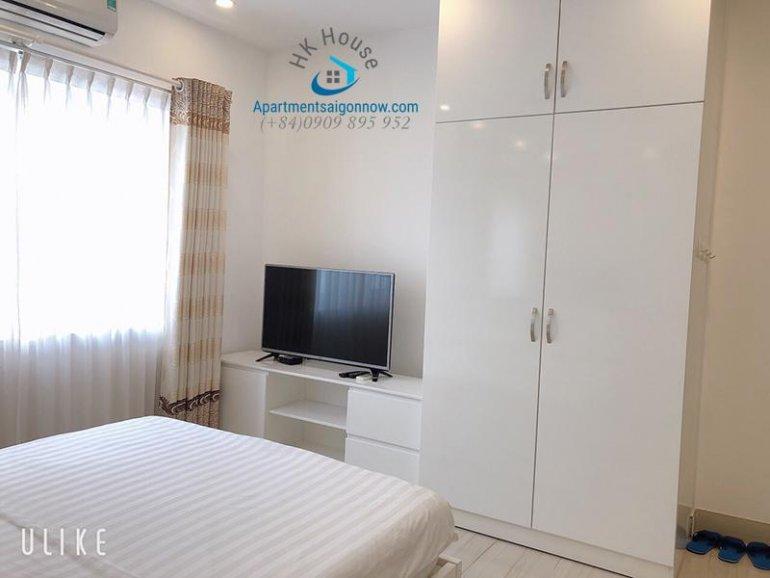 Căn hộ dịch vụ cho thuê trên đường Nguyễn Văn Trỗi quận Phú Nhuận ID 130 số 3