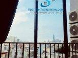 Căn hộ dịch vụ trên đường Phan Văn Trị quận Bình Thạnh với dạng studio ID 569 so 7