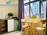 Căn hộ dịch vụ đường Ung Văn Khiêm quận Bình Thạnh với dạng studio ID 583 số 3