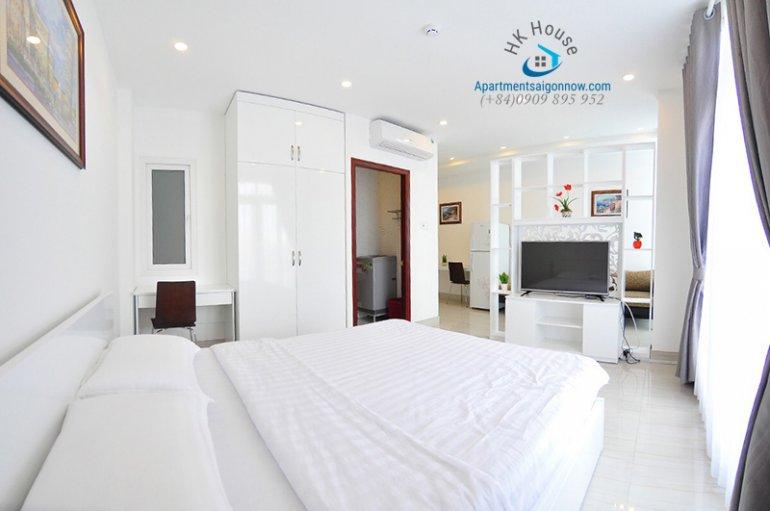 Căn hộ dịch vụ với loại studio lớn đường Nguyễn Văn Trỗi quận Phú Nhuận ID 130 số 5