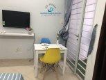 Căn hộ dịch vụ đường Thích Quảng Đức quận Phú Nhuận với studio nhỏ ID 587 số 1