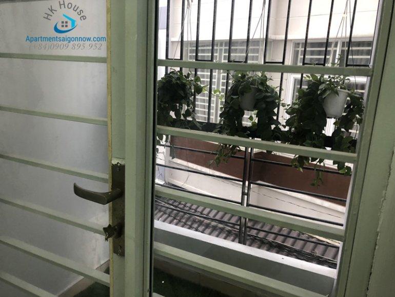 Căn hộ dịch vụ đường Thích Quảng Đức quận Phú Nhuận với studio nhỏ ID 587 số 3