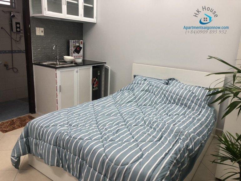 Căn hộ dịch vụ đường Thích Quảng Đức quận Phú Nhuận với studio nhỏ ID 587 số 5
