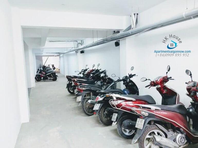 Căn hộ dịch vụ cho thuê trên đường Nguyễn Văn Đậu quận Bình Thạnh ID 591 số 2