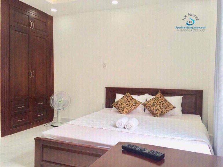 Căn hộ dịch vụ cho thuê trên đường Phạm Ngọc Thạch quận 3 với 1 phòng ngủ ID 270 số 5