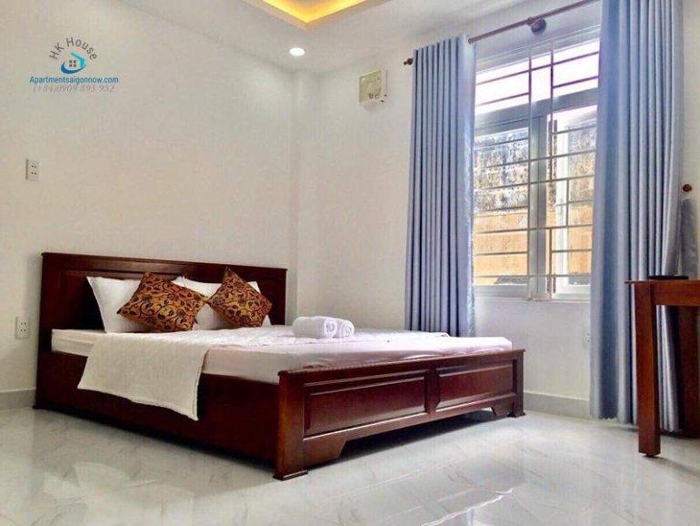 Căn hộ dịch vụ cho thuê trên đường Phạm Ngọc Thạch quận 3 với 1 phòng ngủ ID 270 số 1