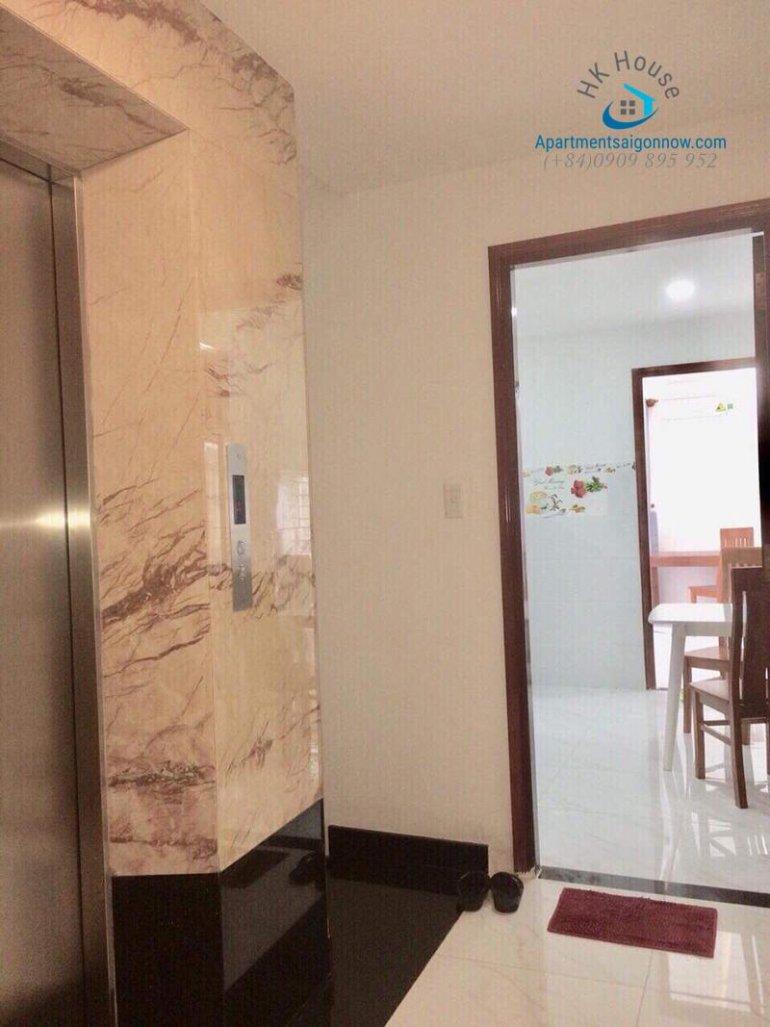 Căn hộ dịch vụ cho thuê trên đường Phạm Ngọc Thạch quận 3 với 1 phòng ngủ ID 270 số 2