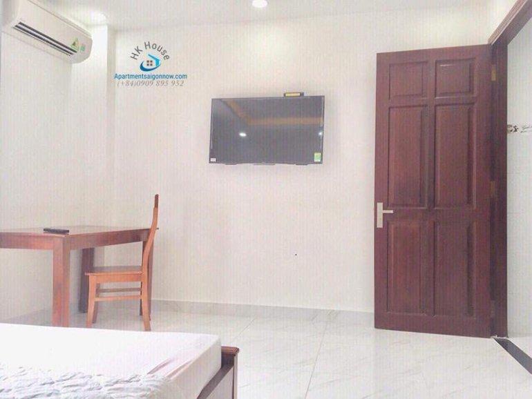 Căn hộ dịch vụ cho thuê trên đường Phạm Ngọc Thạch quận 3 với 1 phòng ngủ ID 270 số 3