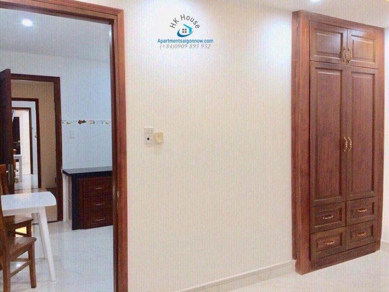 Căn hộ dịch vụ cho thuê trên đường Phạm Ngọc Thạch quận 3 với 1 phòng ngủ ID 270 số 7