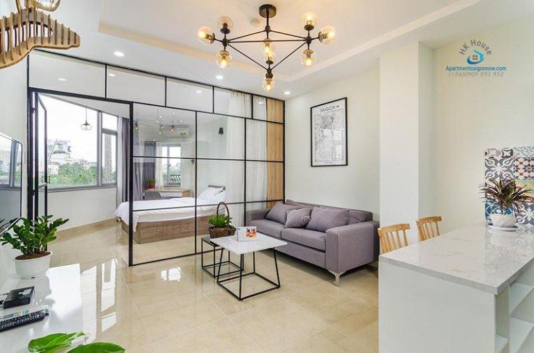 Căn hộ dịch vụ cho thuê trên đường Trường Sa quận Phú Nhuận ID 266 số 5