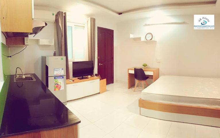 Căn hộ dịch vụ cho thuê trên đường Lê Văn Sỹ quận Phú Nhuận với dạng studio 1 ID 592 số 2
