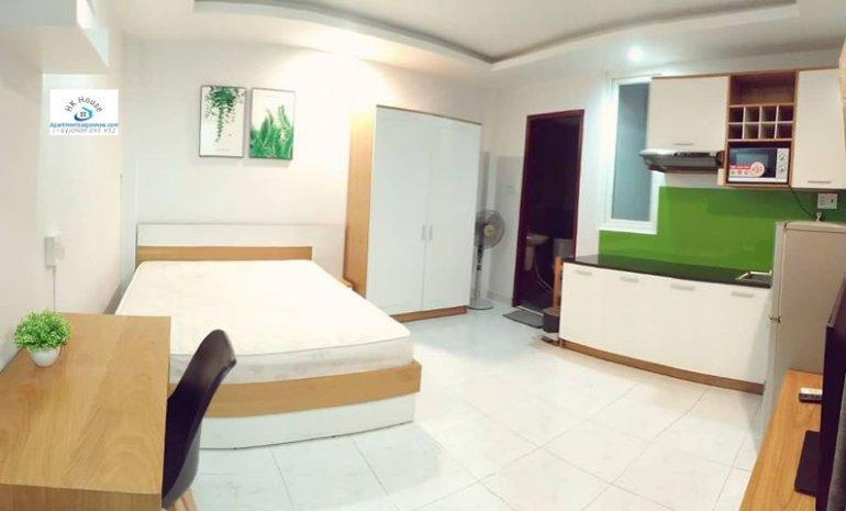 Căn hộ dịch vụ cho thuê trên đường Lê Văn Sỹ quận Phú Nhuận với dạng studio 1 ID 592 số 3