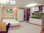 Căn hộ dịch vụ cho thuê trên đường Lê Văn Sỹ quận Phú Nhuận với dạng studio 1 ID 592 số 4