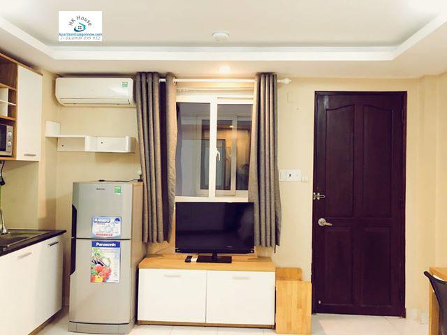 Căn hộ dịch vụ cho thuê trên đường Lê Văn Sỹ quận Phú Nhuận với dạng studio 1 ID 592 số 5