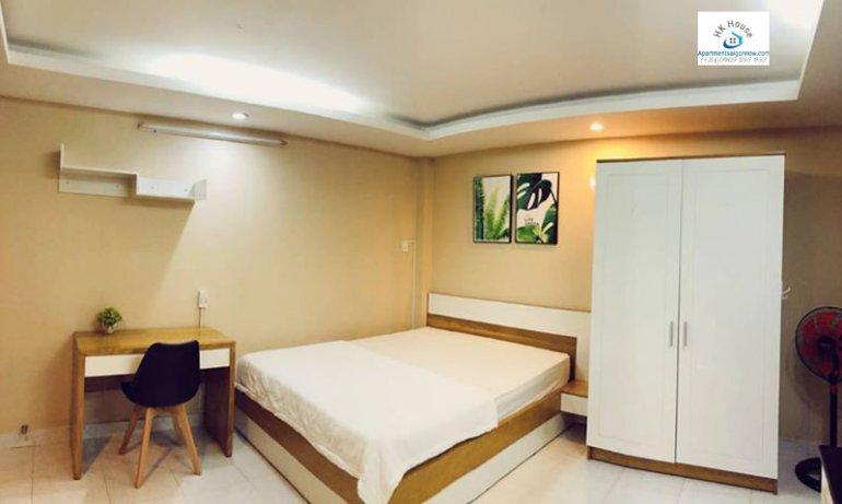 Căn hộ dịch vụ cho thuê trên đường Lê Văn Sỹ quận Phú Nhuận với dạng studio 1 ID 592 số 6