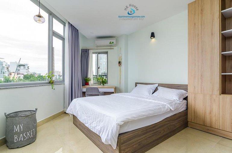 Căn hộ dịch vụ cho thuê trên đường Trường Sa quận Phú Nhuận ID 266 số 2