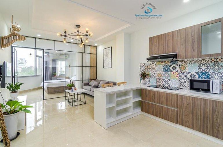 Căn hộ dịch vụ cho thuê trên đường Trường Sa quận Phú Nhuận ID 266 số 7