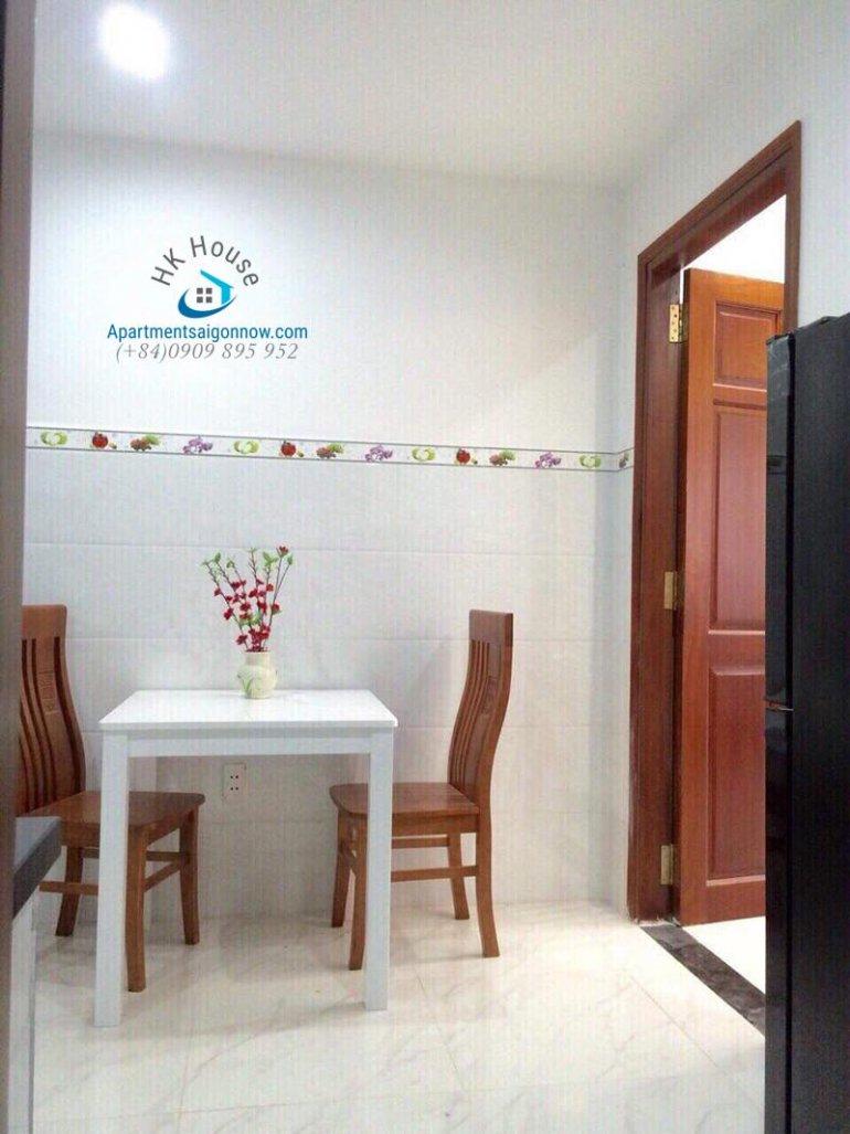 Căn hộ dịch vụ cho thuê trên đường Phạm Ngọc Thạch quận 3 với 1 phòng ngủ ID 270 số 8