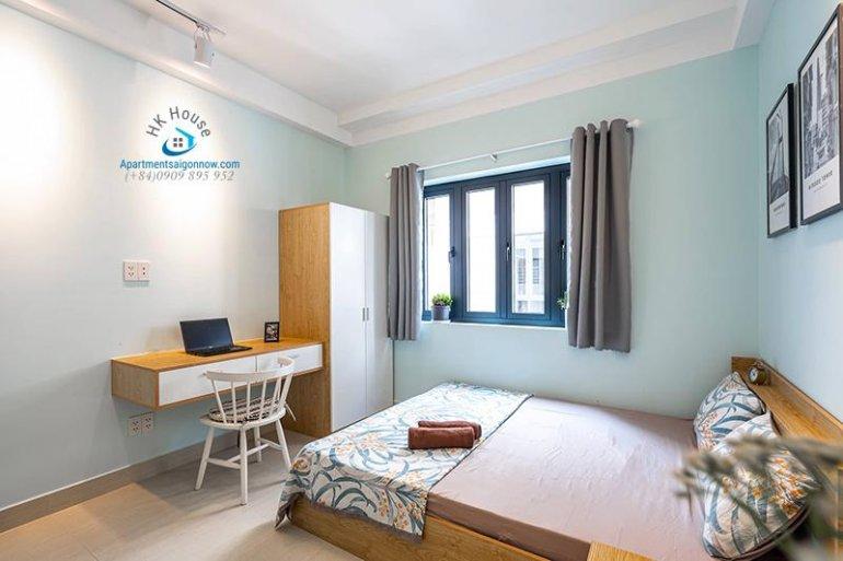 Căn hộ dịch vụ cho thuê trên đường Nguyễn Thị Minh Khai quận 1 ID 594 số 7