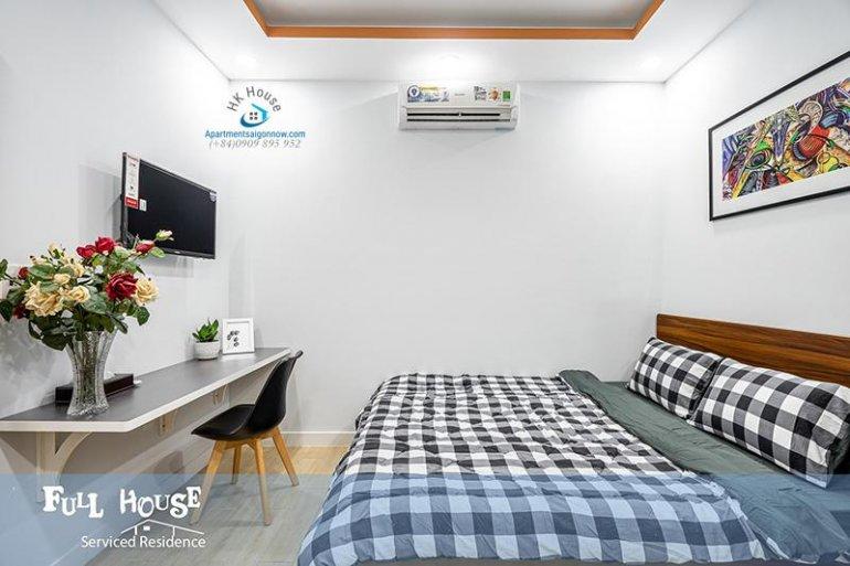 Căn hộ dịch vụ cho thuê trên đường Đinh Bộ Lĩnh quận Bình Thạnh ID 600 số 11