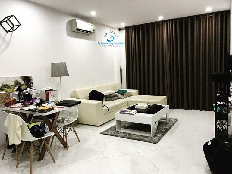 Căn hộ dịch vụ đường Hồng Hà quận Tân Bình dạng 1 phòng ngủ ID 77 số 4